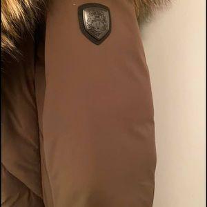 Rudsak Moda down puffer Jacket with Fur